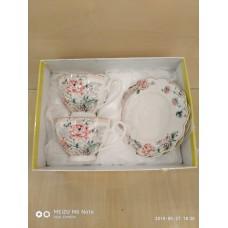 Чайний набір 4пр., 250мл (н-р)  165-319 Бренд Lefard