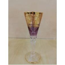 Набір чарок для горілки (6шт), фіолетові TIMON