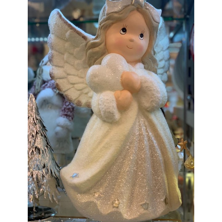 Фігурка «Ангел з сердечком» 002NQ