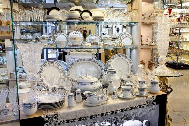 Магазин дизайнерського посуду