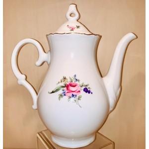 Чайники порцелянові